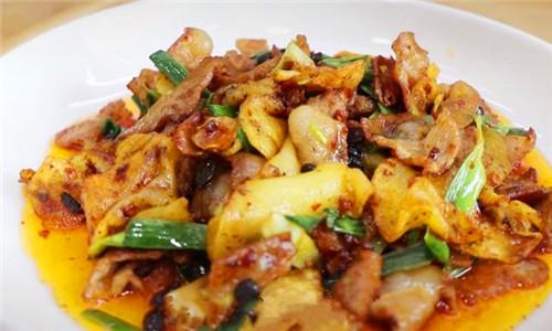 回锅肉怎么做好吃、土豆回锅肉_回锅肉的做法大全
