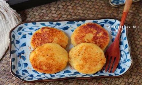 土豆怎么做好吃、做法_土豆饼的做法