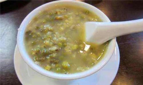 绿豆汤的做法、怎么做_绿豆汤怎么煮