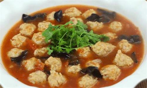 牛肉、羊肉丸子汤的做法_肉丸子汤的做法