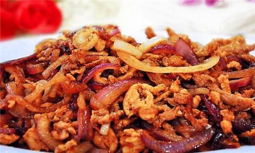 洋葱的做法、洋葱炒牛肉