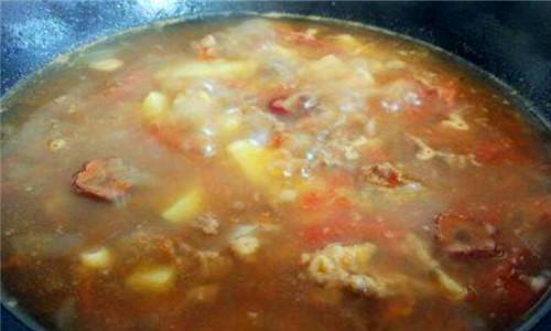 牛肉汤怎么做好吃