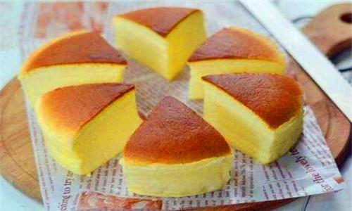 轻乳酪芝士蛋糕教程