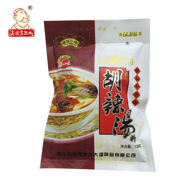 逍遥高老大胡辣汤速食汤138g